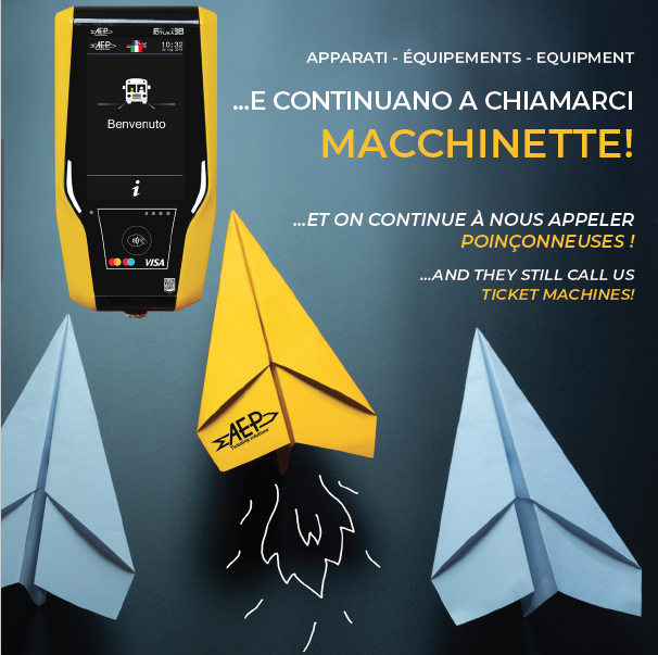 New equipment brochure