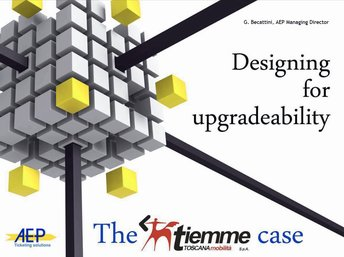 Designing for upgradeability