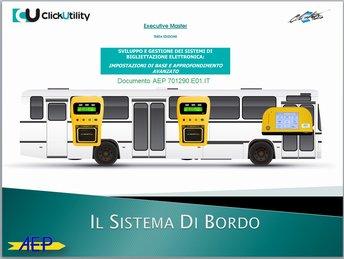 Il sistema di bordo
