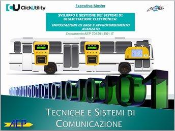 Tecniche e sistemi di comunicazione