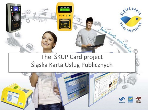 The  ŚKUP Card project