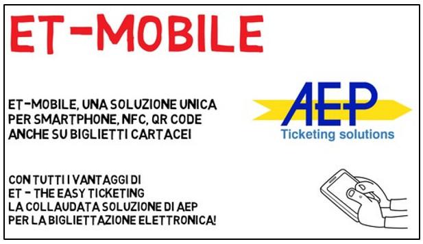Il nuovo ET-MOBILE sarà presentato a Milano