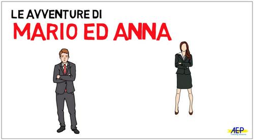 Video promozionale Mario ed Anna parte prima