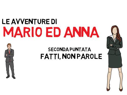 Video promozionale Mario ed Anna parte seconda
