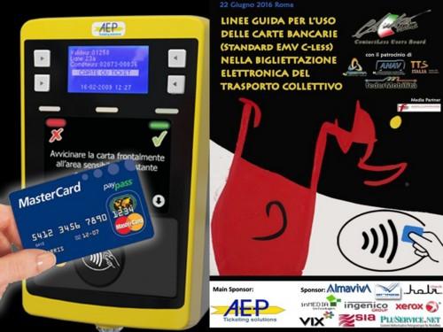 AEP con Clubitalia a Roma per le carte EMV