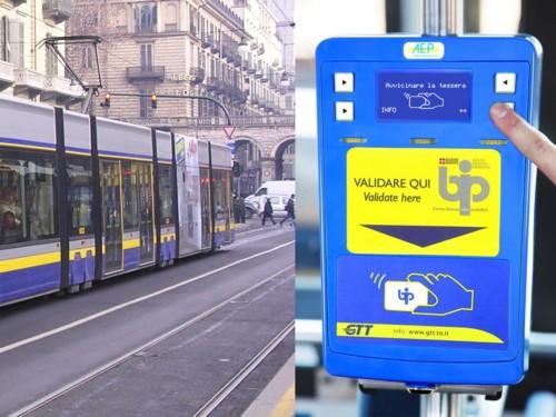 Torino: Gtt introduce la validazione degli abbonamenti a bordo