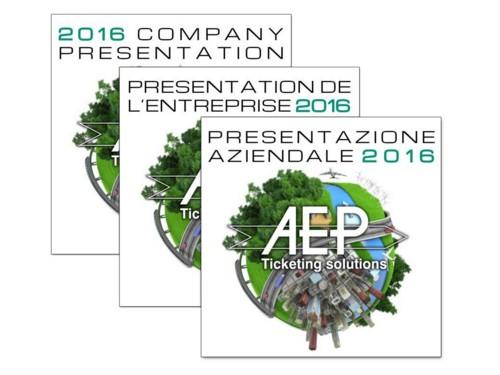 Nuova presentazione aziendale 2016