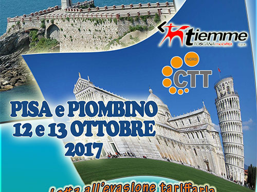 Visita tecnica di Club Italia a Pisa e Piombino