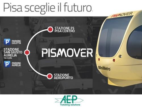 Pisamover: un piccolo gioiello tra i sistemi AEP