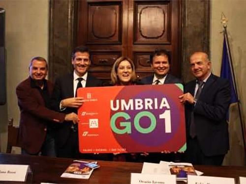 """""""Arriva Umbria.Go"""", il nuovo abbonamento integrato per i pendolari"""