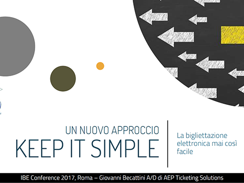 Keep It Simple – un nuovo approccio