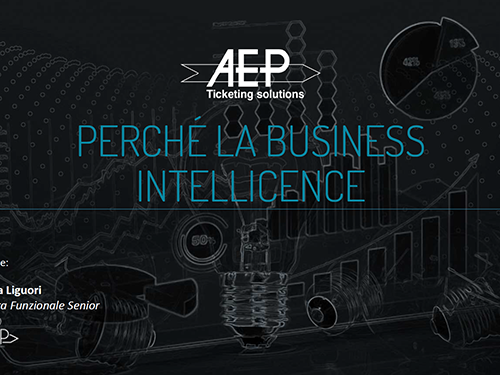 Perché la Business Intelligence