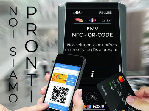 A Chartres il primo EMV urbano AEP