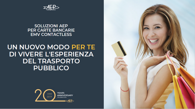 AEP solutions for contactless EMV bank cards