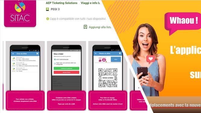 Nuova App di AEP su Play Store