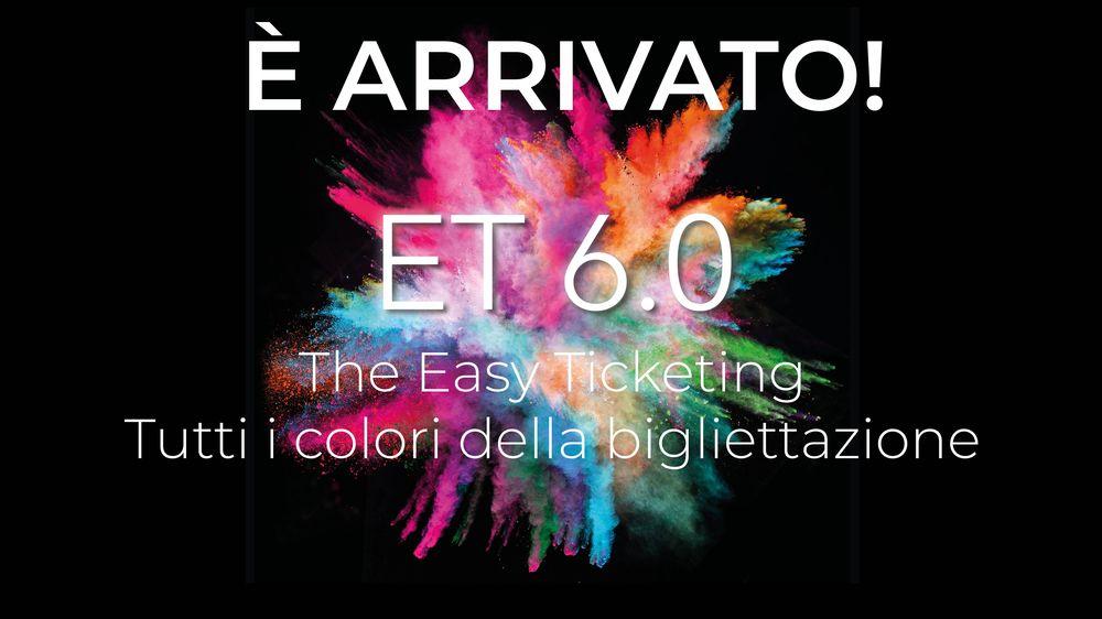 E' arrivato ET 6.0!