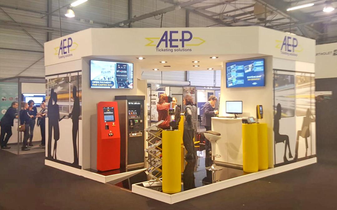 AEP a Nantes (Francia) al RNTP